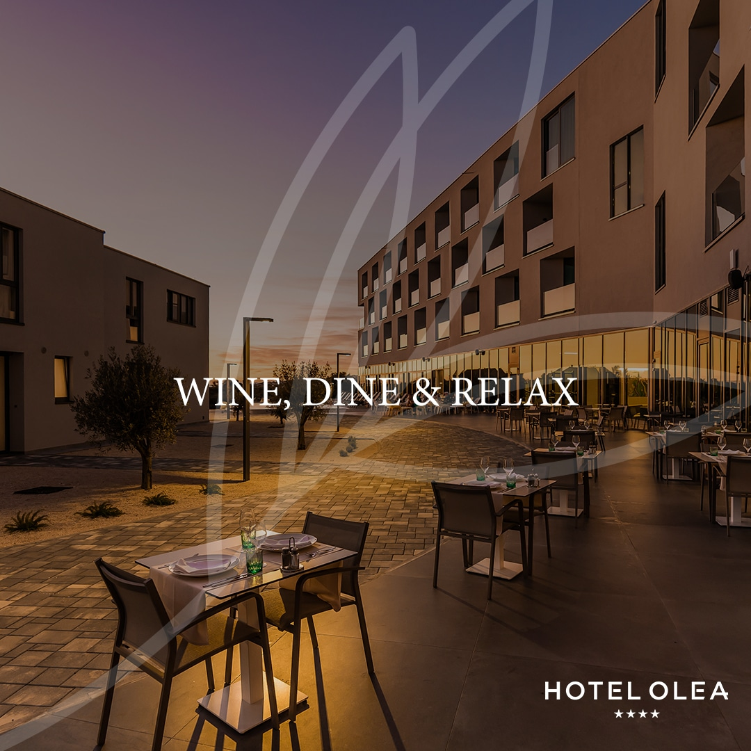 Olea promo paket - wine and dine